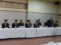業界関係者も公述した十勝川水系河川整備計画公聴会