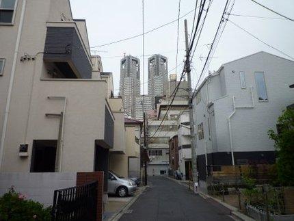 変貌を遂げた西新宿