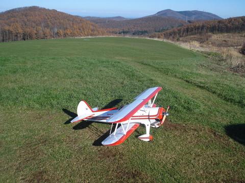 11月18日の飛行場