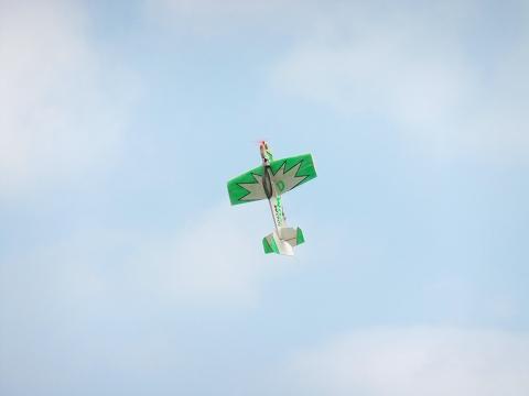 7月31日(日)の塩谷飛行場
