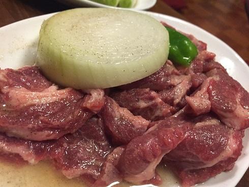 江別市の焼肉店