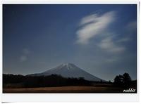 -10度の世界・・・富士ヶ嶺&山中湖