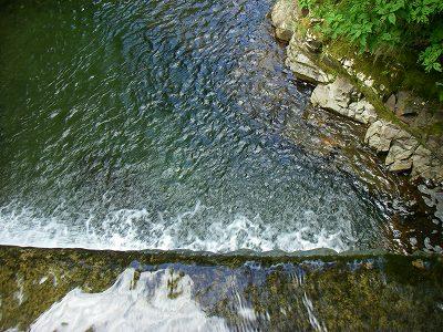 余市川水系白井川+白井川支流