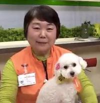 第1288回 北海道ボランティアドッグの会 長谷川昌子さんとセラピー犬の花ちゃん