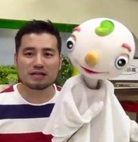 第1520回 人形劇俳優 平常さん