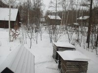 冬型の気圧配置