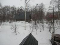 雪は融けない