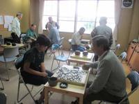 囲碁大会とさわらふるさと祭り