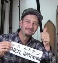 第817回 映像作家 ニール・ハートマンさん