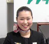 第942回 北海道エアシステム客室乗務員 蒔田美菜さん