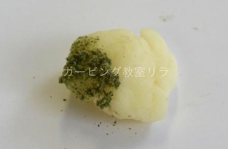 山羊さんの石鹸クズから作る石鹸粘土~その4
