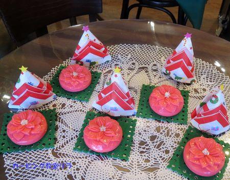 クリスマス 折り紙 紙ナプキン 折り方 : soapcarving.sapolog.com