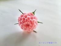 お花の底に着けるガクの紹介