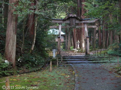 宮の森日記【出張編】●10/21(月)勝山探訪