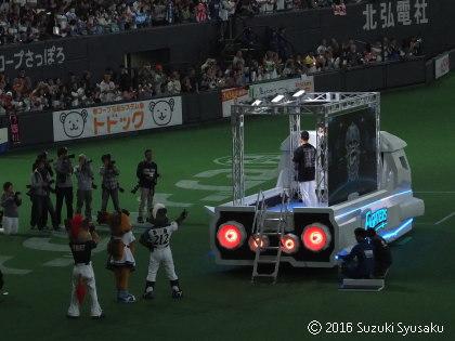宮の森日記●北海道開幕戦!
