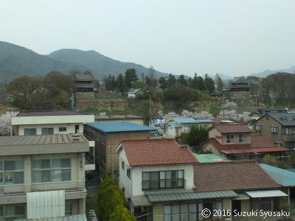 宮の森日記【出張編】●4/10(日)富山から東京へ