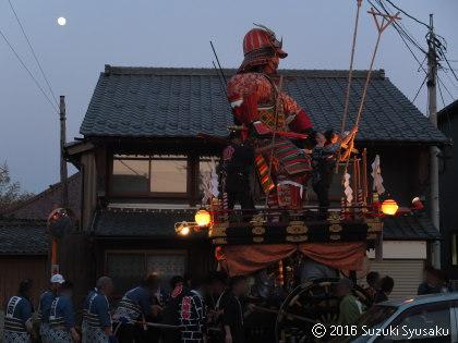 宮の森日記【出張編】●5/20(金)三国祭