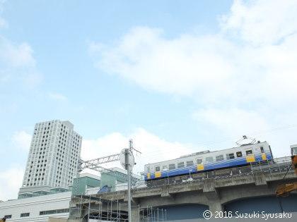 宮の森日記【出張編】●8/1(月)えちぜん鉄道