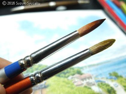 宮の森日記●筆