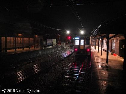 宮の森日記【出張編】●11/8(火)雨のえちぜん鉄道