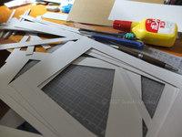 宮の森日記●紙工作?