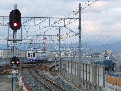 宮の森日記【出張編】●3/27(月)えちぜん鉄道