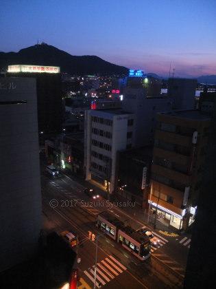 宮の森日記●ひと月ぶりの丘珠~函館便