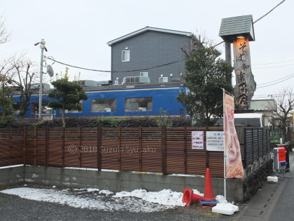 宮の森日記●雪の東京滞在