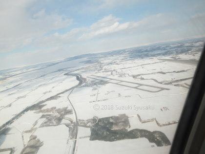 宮の森日記●オホーツク海から豪雪の福井へ