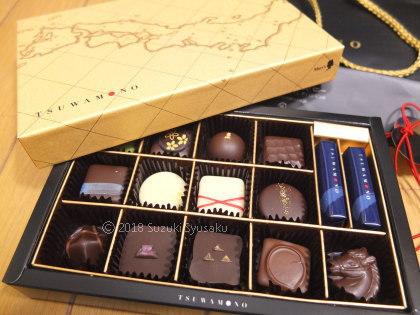 宮の森日記●今年のチョコレート