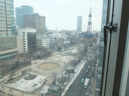 宮の森日記●NHK文化センター札幌教室
