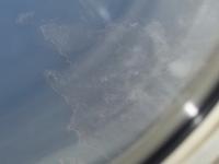 宮の森日記●機窓に東尋坊!
