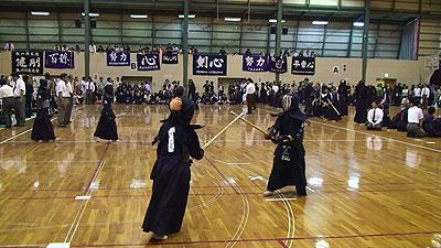 名寄地方剣道大会