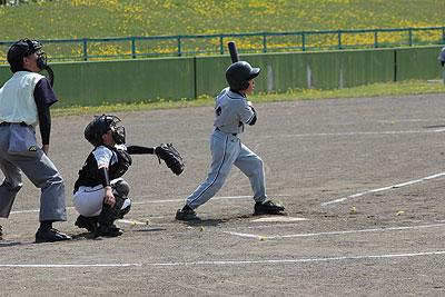 少年野球、ホクレン杯