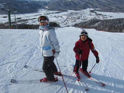 音威富士スキー場