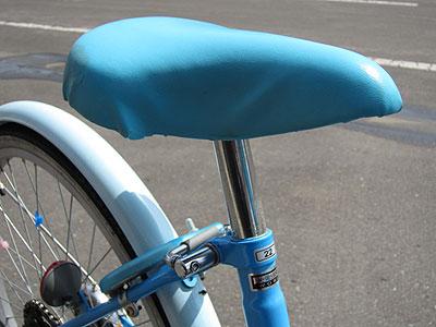 女の子用自転車お譲りします