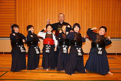 剣道少年団