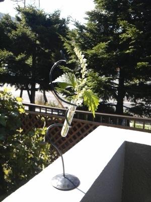 第156回 鉄の彫刻家 浅井憲一さん