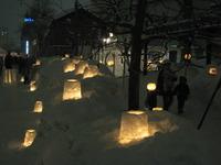 小樽雪あかりの路バックヤードツアー