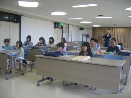 子供囲碁教室(モリ~ゴ)