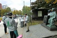 第189回 札幌彫刻美術館友の会 橋本信夫さん