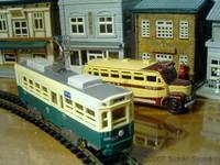 ~ちょっと息抜き~ 「ローソン路面電車コレクション」のお話