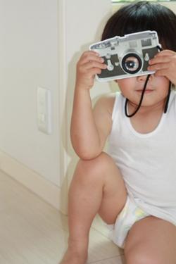 ひろくんのカメラ。