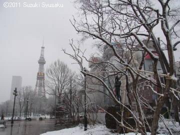 宮の森日記●雪