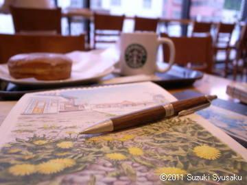 宮の森日記●仕上げ作業