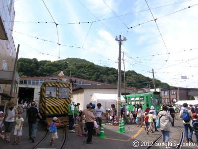 【作品展示】8/26(日)札幌市電「市電フェスティバル」