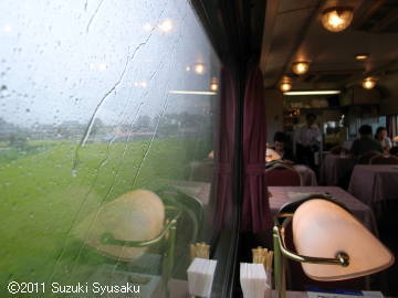 宮の森日記【出張編】●9/2(金)台風接近中?の東京へ