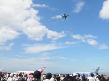 宮の森日記【出張編】●9/4(日)三沢基地航空祭