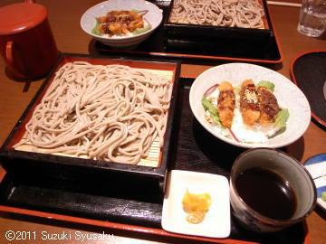 宮の森日記●ソースカツ丼