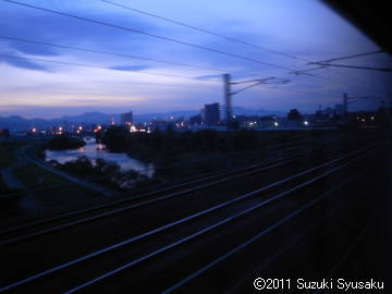 宮の森日記【出張編】●10/9(日)384回目の「北斗星」